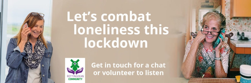 Combat loneliness in Rottingdean